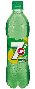7Up Refresco de lima-limón Pet 50 cl