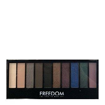 Freedom Paleta sombra de ojos Bare 1 ud