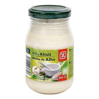 DIA Salsa alioli Frasco 225 ml