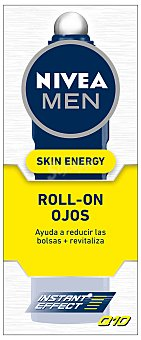 Nivea For Men Nivea Men Roll-on de ojos Skin Energy Q10 10 ml