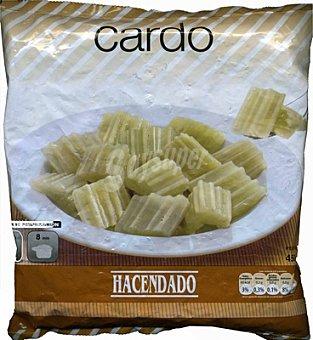 Hacendado Cardo troceado congelado Paquete 450 g