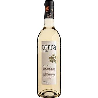 TERRA CALIDA Vino blanco Cataluña Botella 75 cl