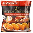 Croquetas de cocido casero con jamón serrano 'recetas Artesanas' 500 g La Cocinera