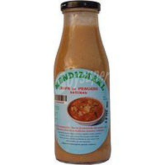 Mendizabal Sopa de pescado Frasco 500 ml