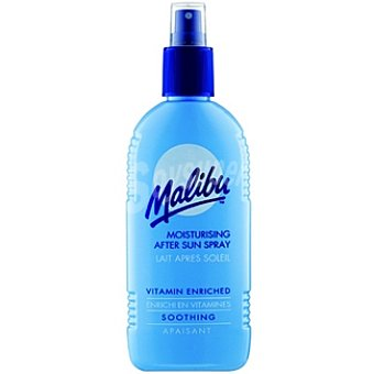 MALIBU after sun hidratante enriquecido con vitaminas spray 200 ml