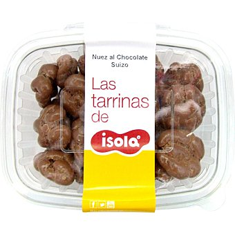 Isola Nuez al chocolate suizo Tarrina 200 g