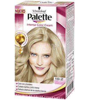 Palette Tinte intense color cream 102 rubio ceniza 1 ud