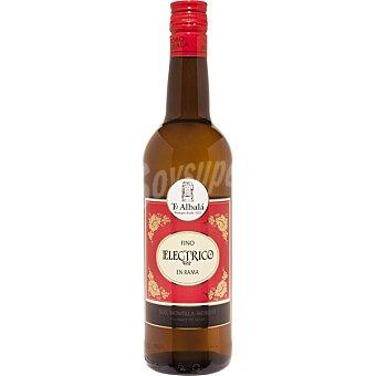 Electrico Fino en rama D.O. Montilla Moriles botella 75 cl Botella 75 cl