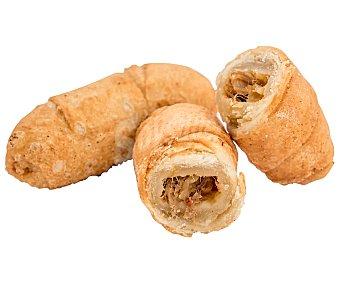 Buga Buga Tequeños congelados dulces rellenos de guayaba y queso, sin aditivos ni conservnates 300 g