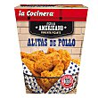 Alitas de pollo al estilo americano (con pimienta picante) 500 g La Cocinera