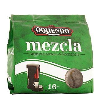 Oquendo Café mezcla monodosis 16 ud