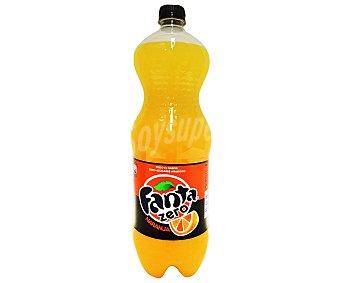 Fanta Refresco de Naranja Zero 1,5 Litros