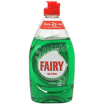 Fairy Lavavajillas mano ultra original Botella 350 ml