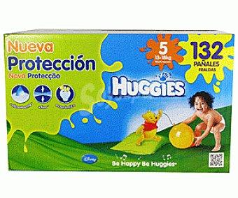 HUGGIES MENARDS TRIO Pañales Talla 5 132u