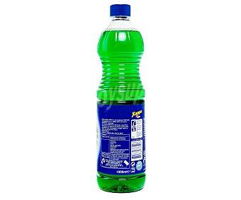 Ajax Fregasuelos Xanpa limón Botella 1 litro