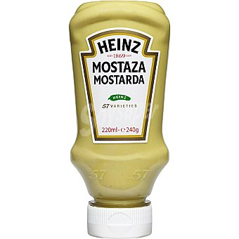 Heinz Mostaza 220 g