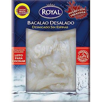 Royal Bacalao desmigado y desalado 250 g