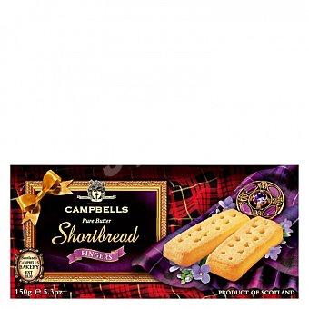 Campbell's Galletas Shortbread Fingers 150 G 150 g