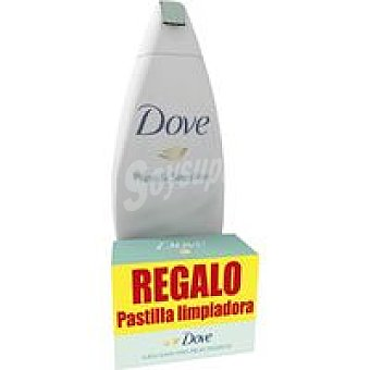 Dove Gel pure&sensitive Bote 400 ml + Pastilla