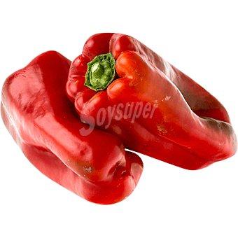 Pimiento rojo al peso 1 kg
