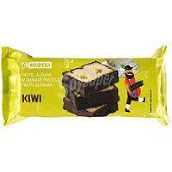 Eroski Pastel Aleman Kiwi 400 g
