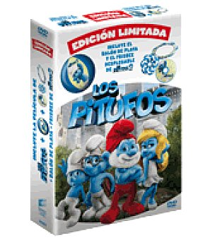 LOS PITUFOS Pack dvd