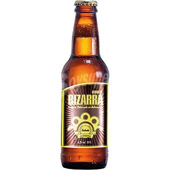 Bizarra Brown Ale cerveza tostada elaborada en Salamanca botella 33 cl botella 33 cl