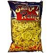 Snack ruedas de patata Bolsa 100 g Santo Reino