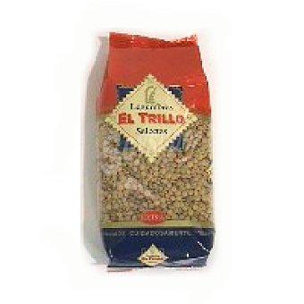 El Trillo Lenteja castellana Paquete 1 kg