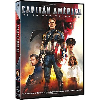 Capitán América El Primer Vengador (joe Johnston)