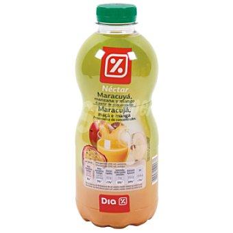 DIA Néctar de maracuya, manzana, mango botella 1 lt Botella 1 lt