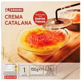 Eroski Crema catalana 150 g