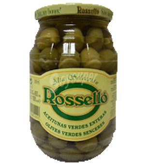 Roselló Aceituna con hueso 220 g