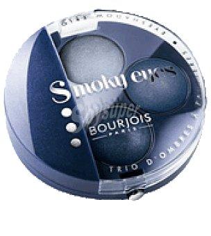 Bourjois Sombra de ojos trio smoky nº 11 bleu jeans 1 ud