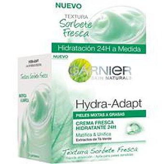 Skin Naturals Garnier Crema matificante Hidra-Adapt Tarro 50 ml