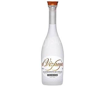 D´VIZHOJA Aguardiente de orujo premium, elaborado en Galicia Botella de 70 cl