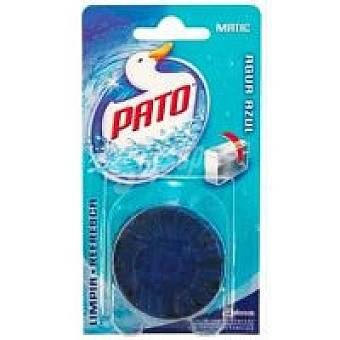 PATOMATIC Limpia inodoros-cisterna azul Pack 50