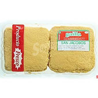 Gailla San Jacobo 4 unidades (0,6 kg)