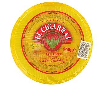 El Cigarral Queso Tierno Sin Gluten 980g
