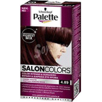 Palette Schwarzkopf Saloncolors SC4.89CAOBVI 1 UNI