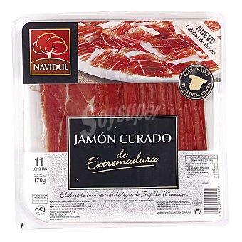 Navidul Jamón Serrano en Lonchas 170 Gramos
