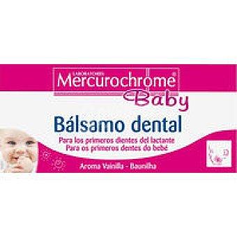 Mercurochrome Balsamo dental Tubo 15 ml