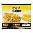 Maiz dulce grano congelado Paquete de 450 g Hacendado