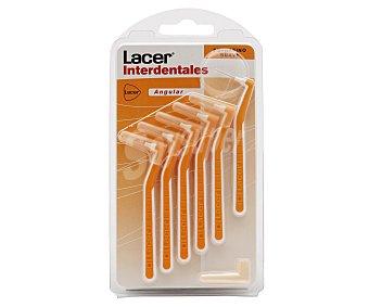 Lacer Cepillo interdental extrasuave y prensado de 0.5 mm 6 uds
