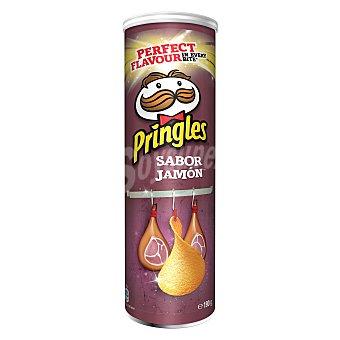 Pringles Snack de patata sabor jamón 190 g