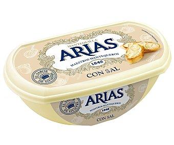 Arias Mantequilla tradicional con sal 235 gr