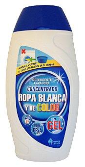 Bosque Verde Detergente lavadora gel concentrado ropa blanca y color Botella 810 cc - 27 lavados