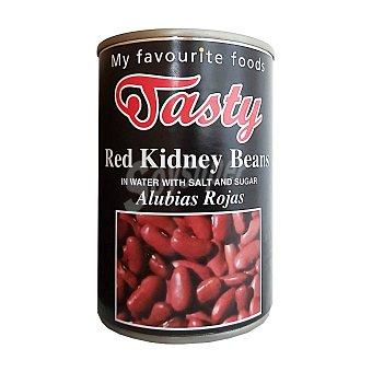 Tasty Alubia roja cocida sin gluten y sin lactosa 425 g