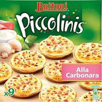 Buitoni Piccolinis Piccolinis sabor carbonara Caja 170 g