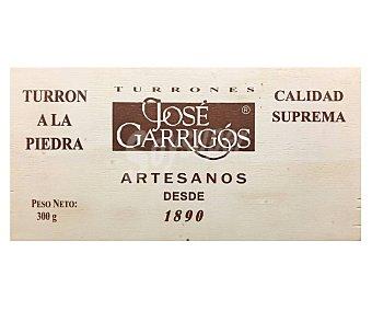 Jose Garrigos Turrón a la piedra EL antiguo 300 g
